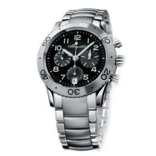 Breguet Watches - Type XX Transatlantique Fly-Back Chronograph 39.5mm - Steel