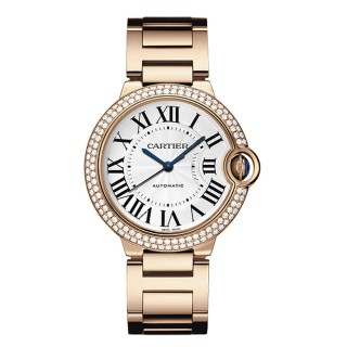 Cartier Watches - Ballon Bleu 36mm - Pink Gold